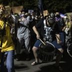 With No Federal Agents on Streets, Portland Protests Turn Largely Peaceful