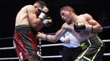 Boxe - ChE - Super-plume - Championnat d'Europe des super-plume: Samir Ziani bat l'Anglais Dilmaghani