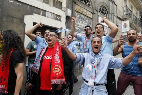 Celta Vigo vs Manchester United