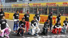 VÍDEO: Pilotos da F1 gravam mensagem antirracismo e se ajoelham antes do GP
