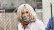 Brigitte Macron : pourquoi vous ne trouverez nulle part le masque qu'elle portait aux Journées du Patrimoine