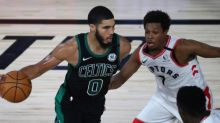 Basket - NBA - Play-offs NBA : Boston étouffe Toronto