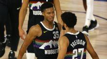 Denver Nuggets rally to avoid elimination against Utah Jazz