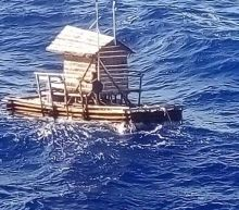 Indonesian Teen Survives 49 Days at Sea by Drinking Filtered Seawater and Catching Fish