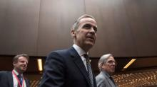 Bank of England could return to stimulus if needed after Brexit - Carney