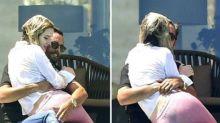 Bella Thorne y Scott Disick: besos, abrazos y caricias en Cannes