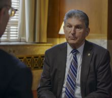 Joe Manchin pledges to block Biden's infrastructure bill if Republicans aren't included