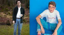 「2018潮流關鍵字:回歸90's」寬版直筒牛仔褲、尼龍外套重新帶領風潮!