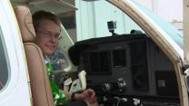 South Dakota Teen Pilot Reaches Philippines