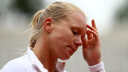 Bertens withdraws in Bastad, Lu dumps Jankovic out of Jiangxi Open