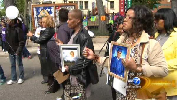 St. Sabina hosts Mother's Day event for parents who lost children to gun violence