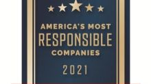"Ryder Named One of ""America's Most Responsible Companies"" in 2021 by Newsweek"