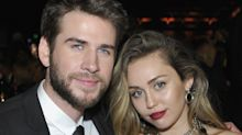 """Liam Hemsworth Calls Miley Cyrus His """"Beautiful Wife"""" in First Outing as Married Couple"""