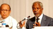 Former UN leader Kofi Annan has died