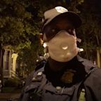 D.C. police officer to protesters: 'If I didn't think change was possible, I would just give up'