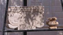 Des chapiteaux antiques vieux de 2 700 ans découverts à Jérusalem éclairent une partie de l'histoire de la cité