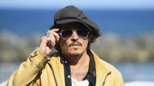 Singer Sia declares her support for Johnny Depp