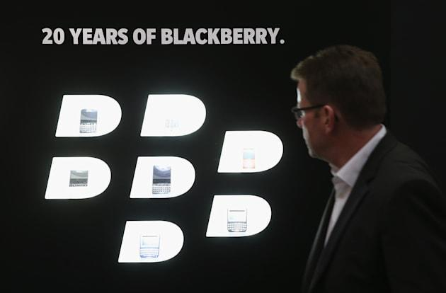 BlackBerry wants to lock down security for the Internet of Things