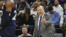 Tom Thibodeau tackles the ultimate challenge with the Knicks