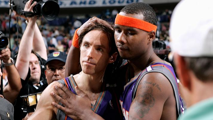 The Bounce - Steve Nash gave up millions of dollars so Suns could keep Quentin Richardson