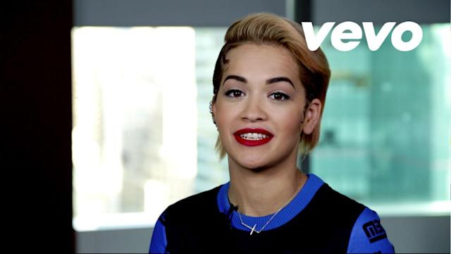 Catching Up With Rita Ora (VEVO LIFT): Brought To You By McDonald's