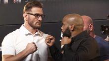 UFC 252: Stipe Miocic vs. Daniel Cormier face-off video