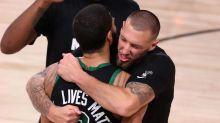 Nächster Krimi! Theis' Celtics werfen den Titelverteidiger raus