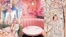 浪漫打卡點!2020城中4間花系主題cafe和餐廳集合