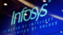 Infosys Shares Gain For The 5th Straight Session To Hit New Record High
