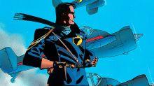 "Steven Spielberg to helm DC Comics' ""Blackhawk"" movie"