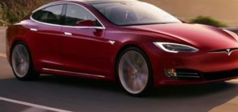 Elon Musk: New Tesla Electric Car Is 'World's Fastest'
