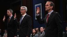 Facebook, Google e Twitter oggi di nuovo davanti al Congresso Usa