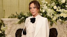 Victoria Beckham goes foundation free and debuts her freckles on Instagram