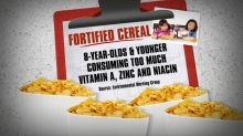 Could Fortified Cereals Harm Children?