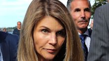 Lori Loughlin reports to prison to start 2-month sentence in college admissions scandal