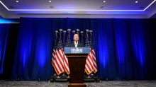Democratic presidential hopeful Bloomberg calls for tighter financial industry regulations
