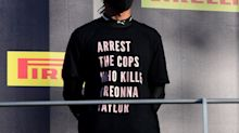 Lewis Hamilton's Breonna Taylor T-shirt investigated by Formula One governing body
