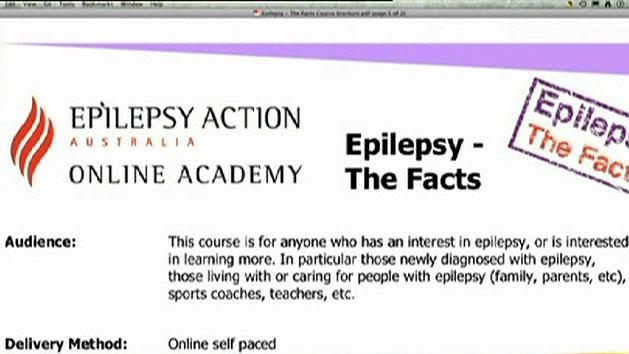 Free online epilepsy courses for parents