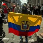 Protests in Ecuador against job, wage cuts, over virus
