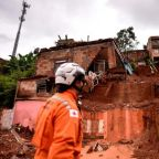 More than 46 people killed in Brazil as record rainfall triggers floods and landslides