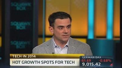 Tech power plays for 2014