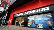 Under Armour Sales Strong; Stock Soars