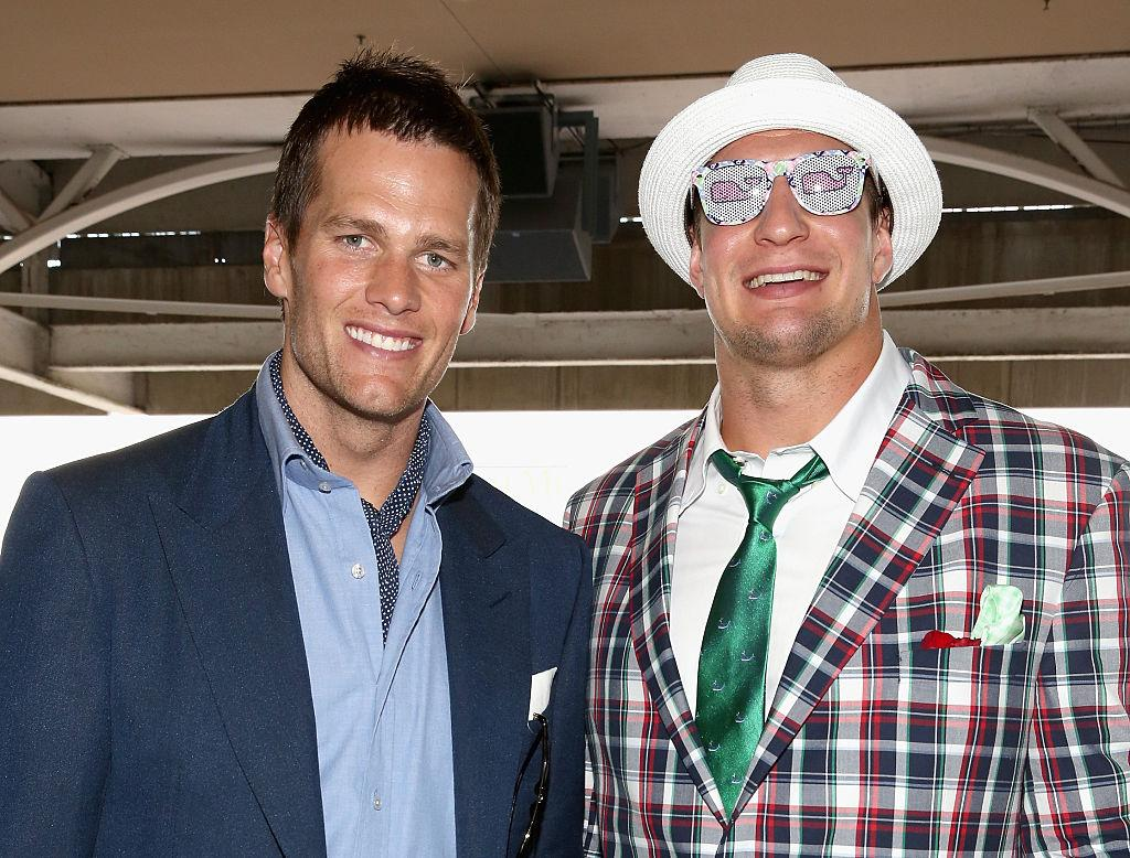 Gronkowski, the horse named for Rob Gronkowski, is out of the Kentucky Derby