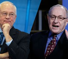 Alan Dershowitz and Ken Starr join Trump impeachment defense team