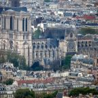 Fund to rebuild Notre Dame Cathedral after blaze hits billion-euro mark