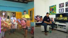 Babu troca casa simples por uma maior no Rio