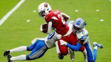 Lions snap 11-game losing streak, beat Cardinals 26-23