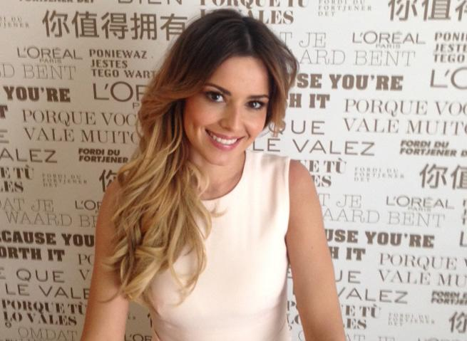 Cheryl Cole Talks L Oreal Beauty And Ng During The Cannes Film Festival