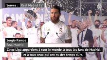 """Liga - Sergio Ramos : """"Nous ne devons jamais être fatigués de gagner"""""""