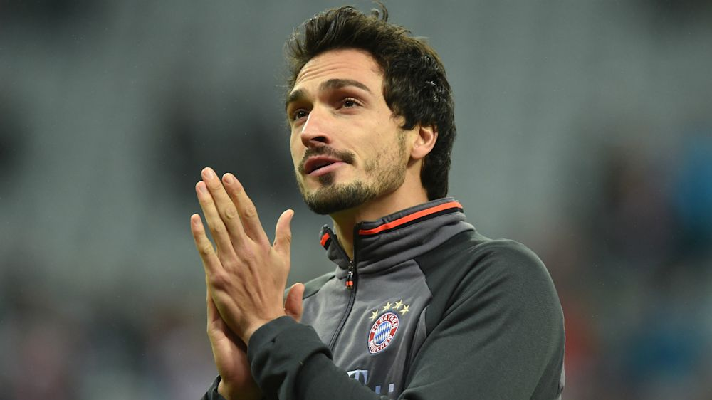 Bayern Munich, Hummels absent contre le Real
